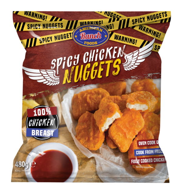 Hot and Spicy Nuggets