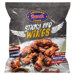 Sticky BBQ Wings